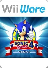 Sonic The Hedgehog 4 Episode I Pack Shot