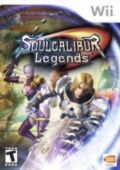 Soulcalibur Legends Pack Shot