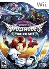 Spectrobes: Origins Pack Shot