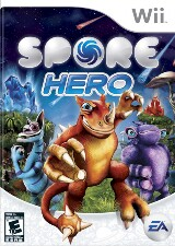 Spore Hero Pack Shot