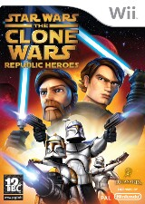 StarWars The Clone Wars: Republic Heroes Pack Shot