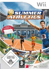 Summer Athletics 2009 Pack Shot