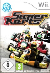 Super Karts Pack Shot