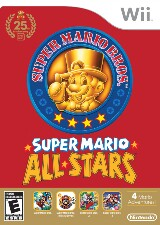 Super Mario All Stars Pack Shot