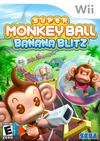 Super Monkey Ball: Banana Blitz Pack Shot