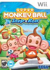 Super Monkey Ball Step & Roll Pack Shot