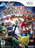 Super Smash Bros. Brawl Pack Shot