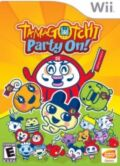 Tamagotchi: Party On! Pack Shot