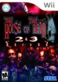 The House Of The Dead 2&3 Return Pack Shot