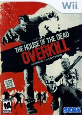 The House of the Dead: Overkill Pack Shot