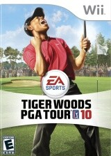 Tiger Woods PGA Tour 10 Pack Shot