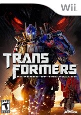 Transformers: Revenge of the Fallen Pack Shot