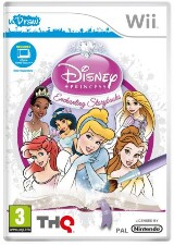 uDraw Disney Princess: Enchanting Storybooks Pack Shot