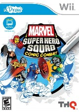 uDraw Marvel Super Hero Squad: Comic Combat Pack Shot