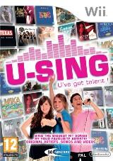 U-Sing Pack Shot