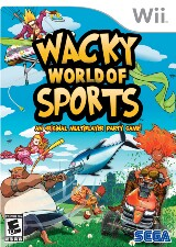 Wacky World of Sports Pack Shot