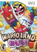 Wario Land: Shake It! Pack Shot