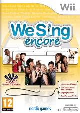 We Sing Encore Pack Shot