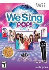 We Sing Pop Pack Shot