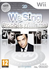 We Sing Robbie Williams Pack Shot