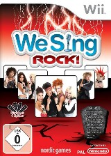 We Sing Rock Pack Shot