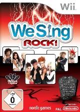 We Sing Rock Pack Shot