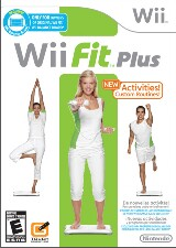 Wii Fit Plus Pack Shot