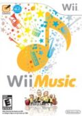 Wii Music Pack Shot