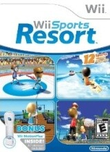 Wii Sports Resort Pack Shot