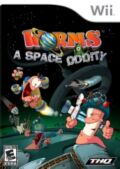 Worms: A Space Oddity Pack Shot