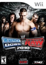 WWE Smackdown vs. Raw 2010 Pack Shot