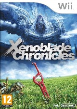Xenoblade Chronicles Pack Shot