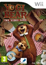 Yogi Bear: The Video Game Pack Shot