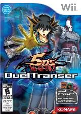 Yu-Gi-Oh! 5D's: Duel Transer Pack Shot