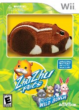 Zhu Zhu Pets: Featuring The Wild Bunch Pack Shot