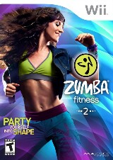 Zumba Fitness 2 Pack Shot