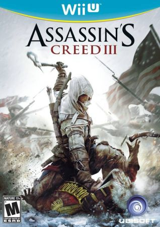Assassin's Creed III Pack Shot