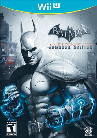 Batman: Arkham City: Armoured Edition Pack Shot