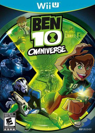 Ben 10: Omniverse Pack Shot