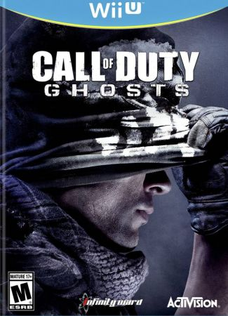 Call of Duty: Ghosts Pack Shot