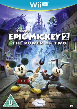 Disney Epic Mickey 2: The Power of Two Pack Shot