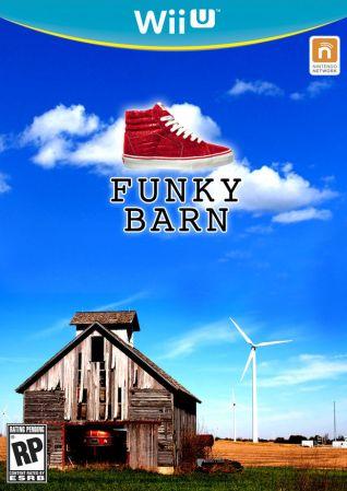 Funky Barn Pack Shot