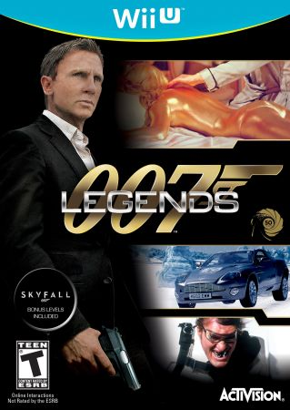 James Bond: 007 Legends Pack Shot