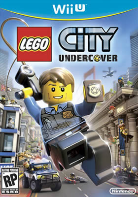 LEGO City Undercover Pack Shot