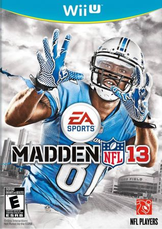 Madden NFL 13 Pack Shot
