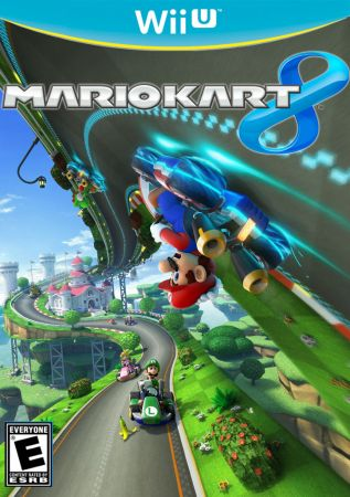 Mario Kart 8 Pack Shot
