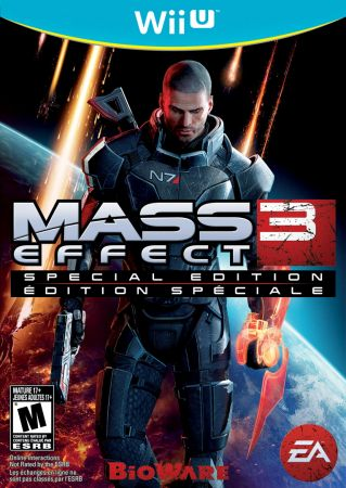 Mass Effect 3: Special Edition Pack Shot