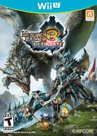 Monster Hunter 3 Ultimate Pack Shot