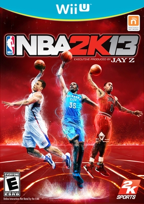 NBA 2K13 Pack Shot