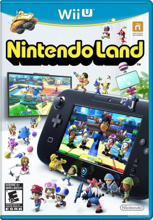 NintendoLand Pack Shot